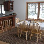 Arbor's dining area