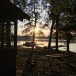 White Pine lake view