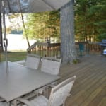 Cranberry Cove: Deck