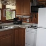 Cabin 10s Kitchen
