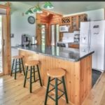 Lakeside Pines kitchen