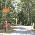 Leisure Lodge Entrance